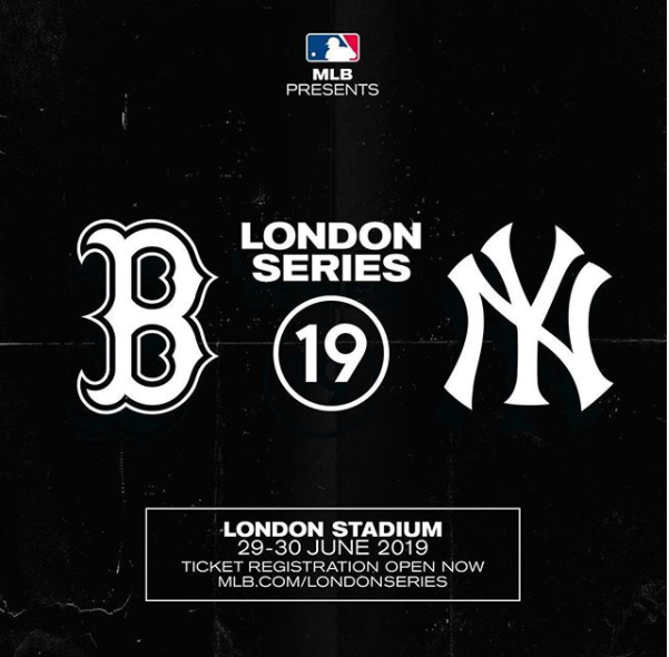 MLB London Series 2019