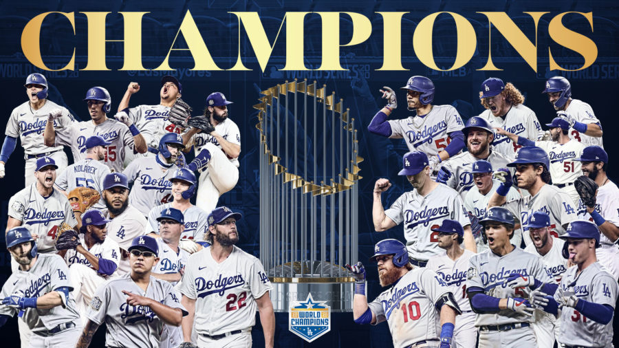 Dodgers mästare World Series