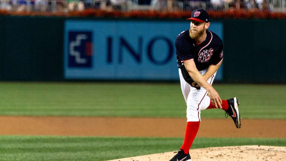 Stephen Strasburg, Nationals